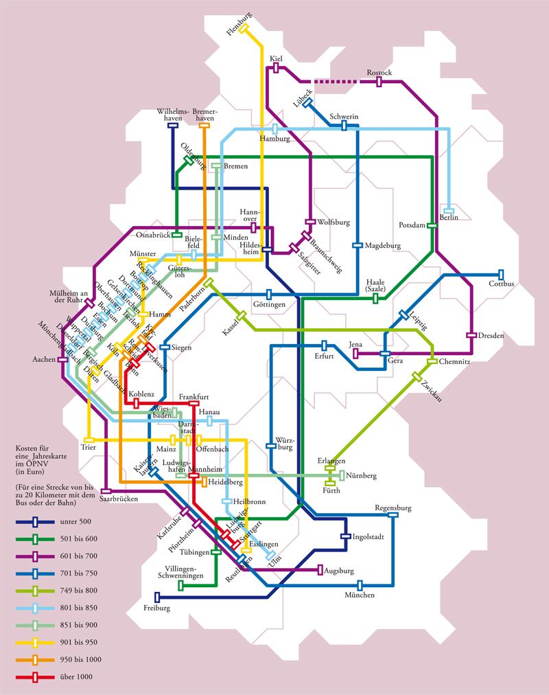 Deutschland Karte Bahnstrecken Aerd Digimerge Net